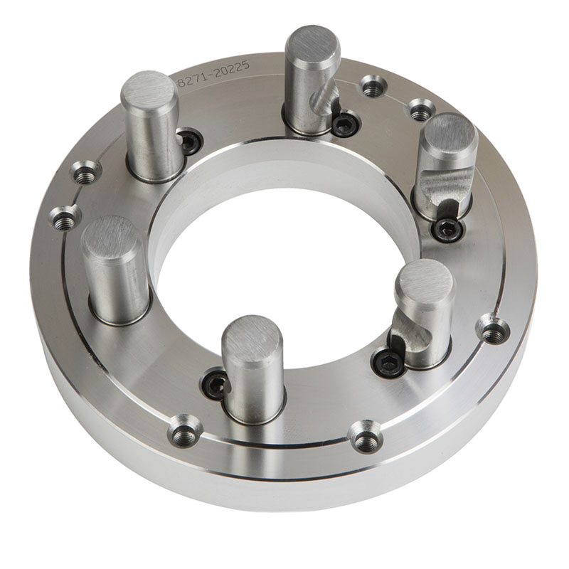 D11 Spindle nose chuck adaptor