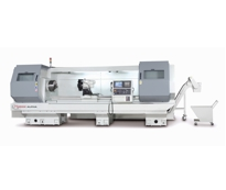 Harrison Alpha 1660XS heavy duty CNC combination lathe