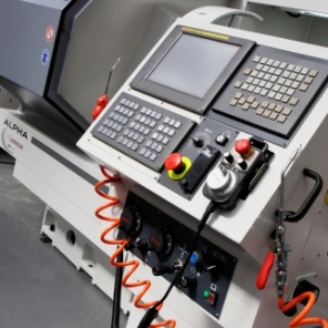 Harrison Alpha CNC combination lathe