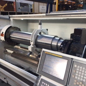 Harrison Alpha XC combination CNC lathe