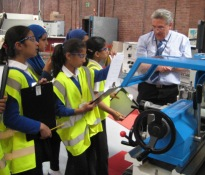 600 UK celebrates National Women in Engineering Day with Boothroyd Primary Academy