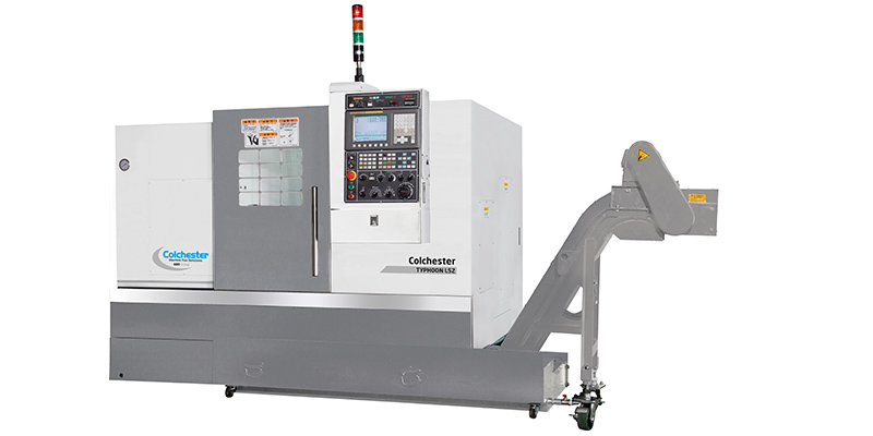Colchester Typhoon L52 CNC Turning Centre
