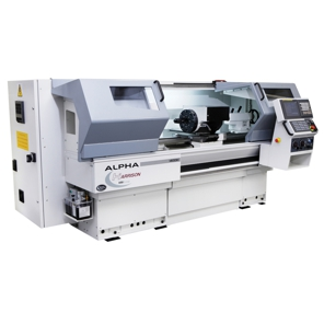 Harrison Alpha XC 3 axis CNC combination lathe