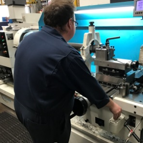Colchester Magnum Centre Lathe at Hi-Spec Precision