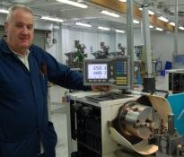 Colchester Lathes installed at Sheffield Hallam University