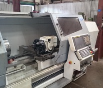 SpecDrum Engineering's Colchester MultTurn 3000 CNC lathe