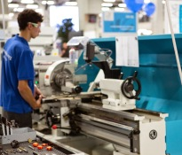 Colchester lathes education installations