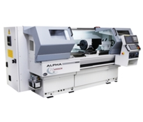Harrison Alpha 1400XC 3-axis CNC combination lathe