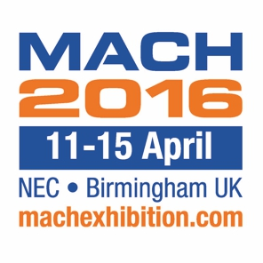Colchester on Stand 5658 at MACH 2016