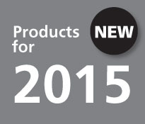 New 2015 product catalogue from 600 UK