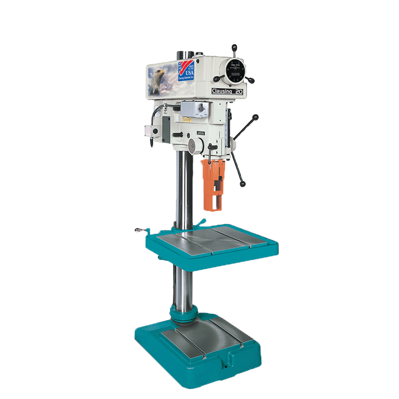 Clausing Pillar Drill Colchester Machine Tool Solutions