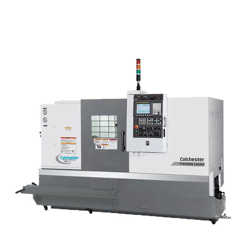 Typhoon L Series CNC Turning Centres