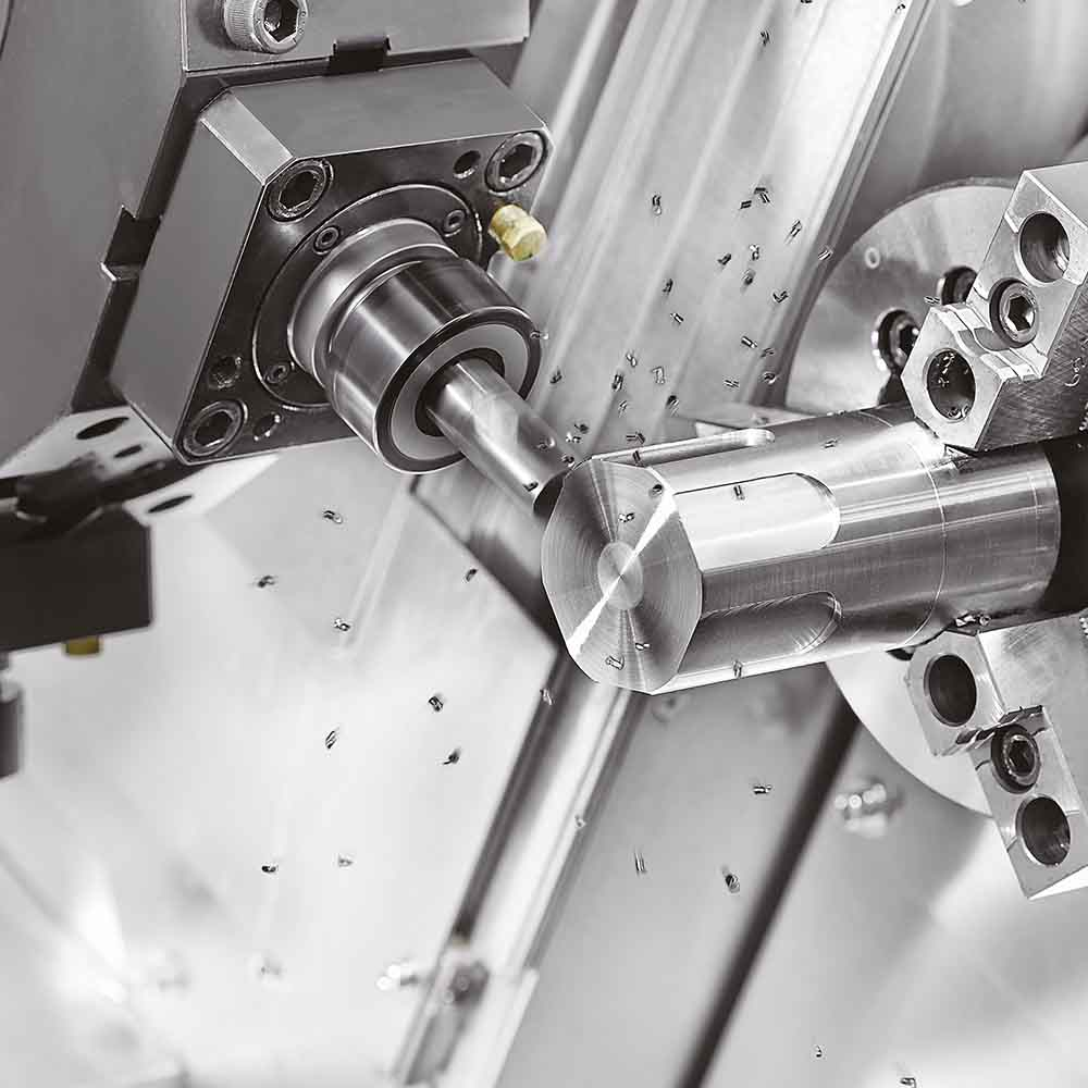 Typhoon  Twin Spindle series CNC Turning Centres