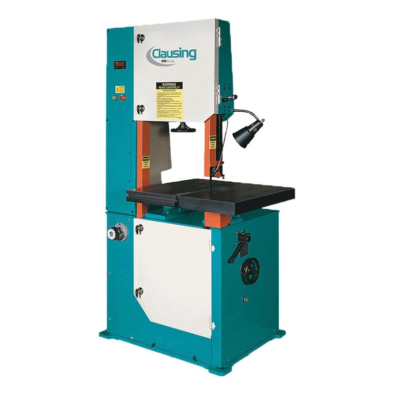Clausing Vertical Bandsaw