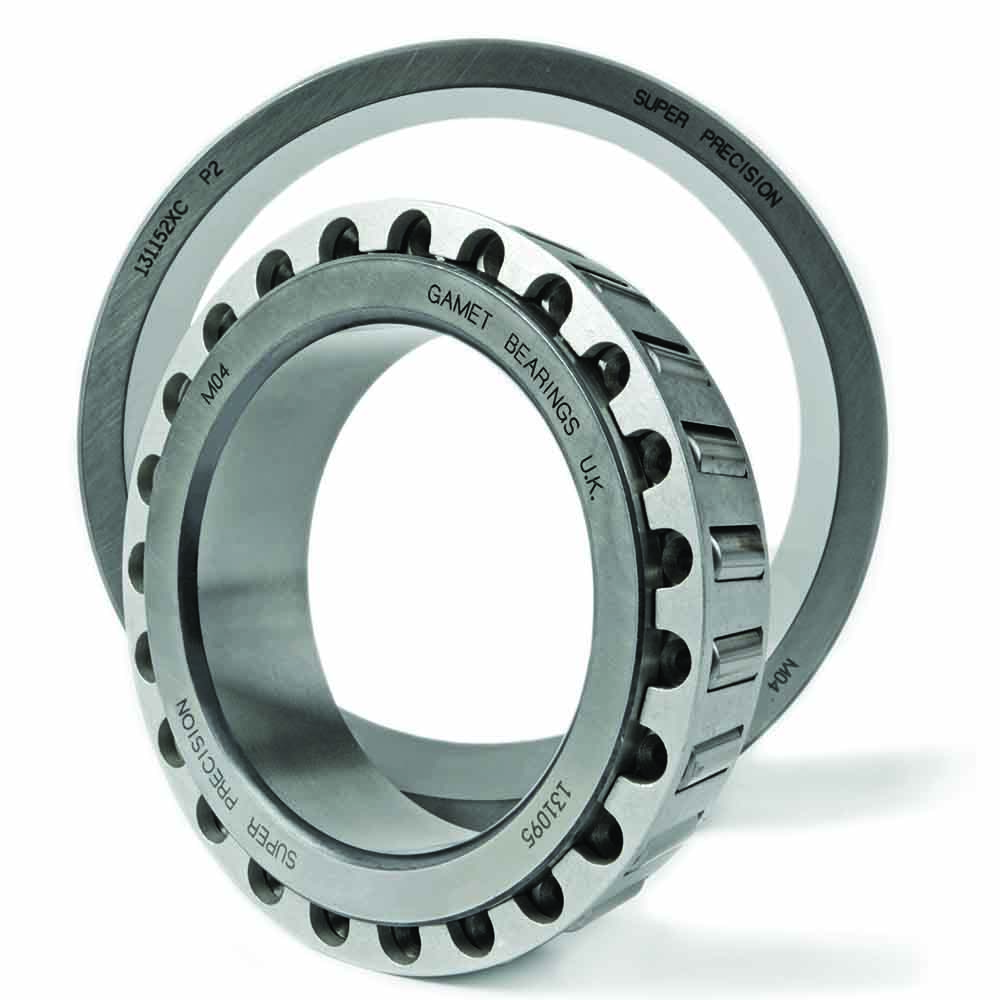 Gamet super precision taper roller bearings.