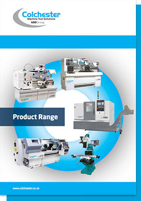 Colchester Machine Tool Solutions Homepage - Colchester